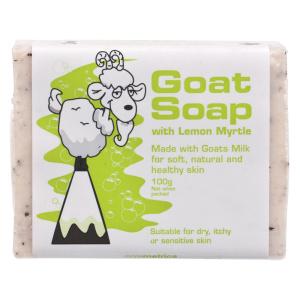 Goat 山羊皂柠檬味
