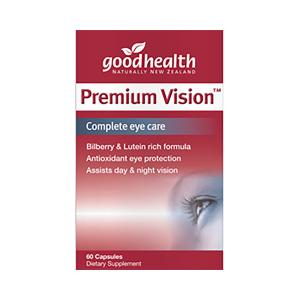 Good Health 好健康越橘护眼叶黄素保养视力 60粒