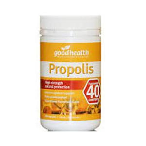 Good Health 好健康高含量黄酮40蜂胶胶囊200粒