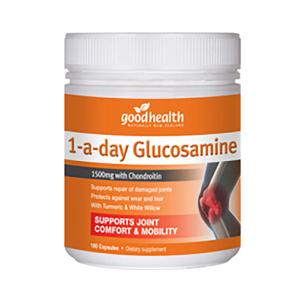 GoodHealth 好健康 强骨氨基葡萄糖关节修复 180粒