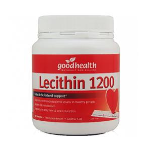 Good Health 好健康卵磷脂 1200mg 200粒
