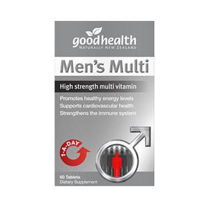 Good Health 好健康男性多种维生素 60粒