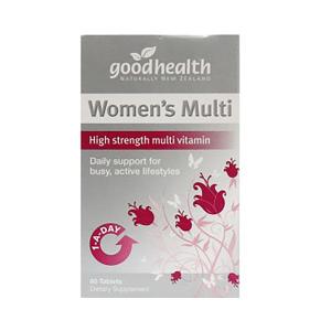 Good Health 好健康女性复合维生素60粒