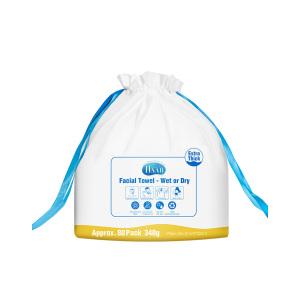 HAAB 一次性多功能面巾 洗脸巾 80s