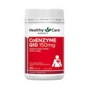 Healthy CareQ10辅酶保护心脑血管健康 100粒