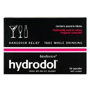 Hydrodol Red 澳洲神奇解酒护肝片 16粒