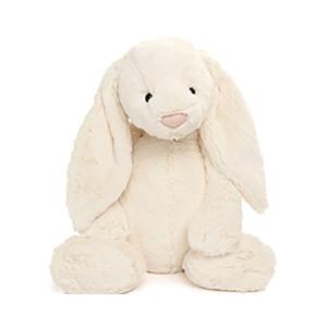 Jellycat 害羞系列邦尼兔 奶油色 中号 31cm