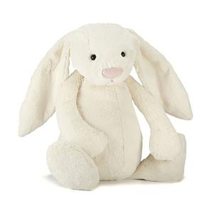 Jellycat 害羞系列邦尼兔 奶油色 大号 36cm