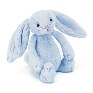 Jellycat 害羞系列邦尼兔 中号 蓝色