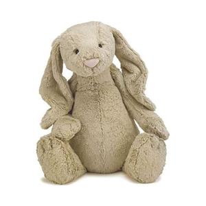 Jellycat 害羞系列邦尼兔 米色 超大号 67cm