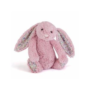Jellycat  邦尼兔郁金香粉色花耳朵中号/31cm