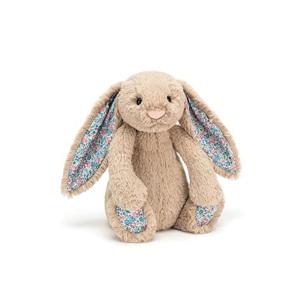 Jellycat  邦尼兔浅棕色花耳朵中号/31cm