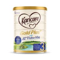 【新西兰直邮包邮】Karicare 可瑞康金装婴儿牛奶粉 3 段 6罐/箱(保质2021年11月)
