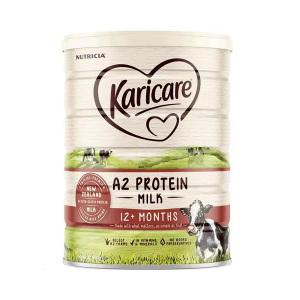 【新西兰直邮包邮】Karicare 可瑞康A2蛋白婴儿配方奶粉900g 3段(6罐包邮) (保质期至 2021年2月)