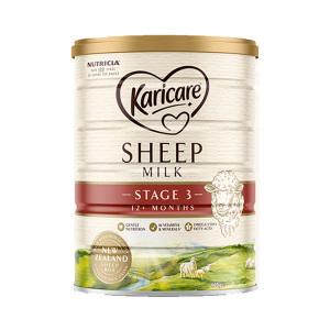 【新西兰直邮包邮】Karicare 可瑞康婴儿绵羊奶粉3段(6罐/箱)