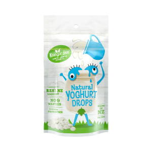 Kiwigarden奇异果园 希腊酸奶溶豆 20g 宝宝健康零食