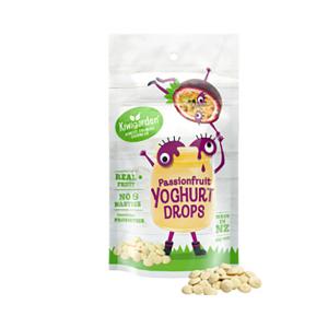 Kiwigarden 奇异果园百香果味酸奶溶豆 20g 宝宝营养零食补充维生素