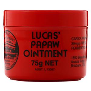Lucas 万能木瓜膏 75g