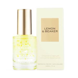 Lemon&Beaker 柠檬VC焕白精华 30ml