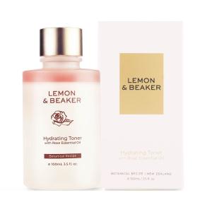 Lemon&Beaker玫瑰精华精油爽肤水100ml