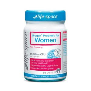 LifeSpace 女性菌群益生菌 60粒