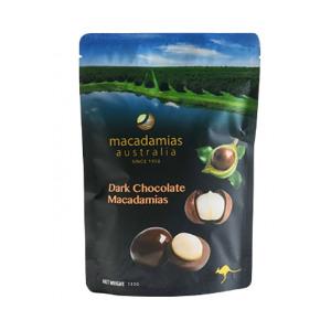 Macadamias 澳洲坚果仁 黑巧克力味 135g