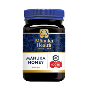 Manuka Health蜜纽康麦卢卡蜂蜜MGO263 500g
