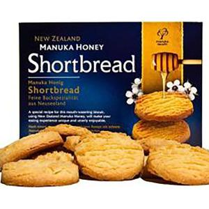 Manuka Health 蜜纽康蜂蜜饼干Shortbread
