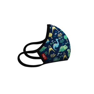 MEO Lite Kids 儿童防护口罩 恐龙图案+8个滤芯