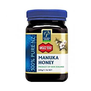 Manuka Health 蜜纽康麦卢卡蜂蜜 MGO 550+  250g