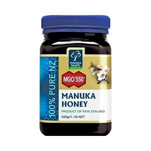 Manuka Health 蜜纽康麦卢卡蜂蜜 MGO 550+ 500g