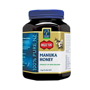 Manuka Health 蜜纽康麦卢卡蜂蜜 MGO 100+ 1kg