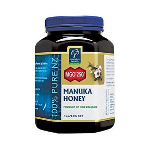 Manuka Health 蜜纽康麦卢卡蜂蜜 MGO 250+ 1kg