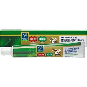 Manuka Health蜜纽康蜂胶油牙膏MGO400+ BIO30   100g