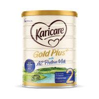 【新西兰直邮包邮】Karicare 可瑞康金装婴儿牛奶粉 2 段 6罐/箱(保质期至 2022年1月)