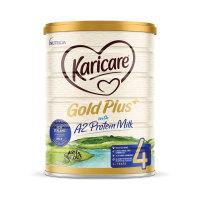 【新西兰直邮包邮】Karicare 可瑞康金装婴儿牛奶粉 4 段 6罐/箱(保质期至 2021年12月)