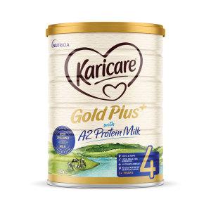 【新西兰直邮包邮】Karicare 可瑞康金装婴儿牛奶粉 4 段 6罐/箱(保质期至 2021年9月)