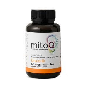 MitoQ 锐智胶囊 60粒