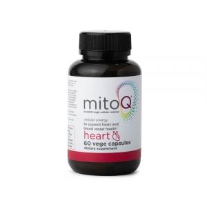 MitoQ heart 心脏胶囊