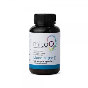 MitoQ 血糖平衡胶囊 60粒