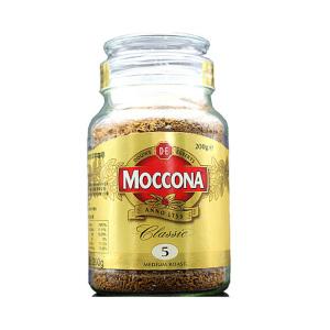 MOCCONA 经典中度烘培浓郁咖啡 200g