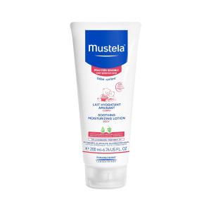 Mustela  妙思乐 敏感舒缓保湿乳液 200ml-敏感肌适用