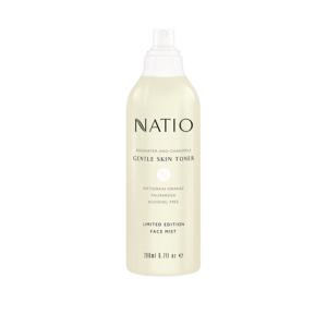 Natio 玫瑰爽肤水喷雾 200ml