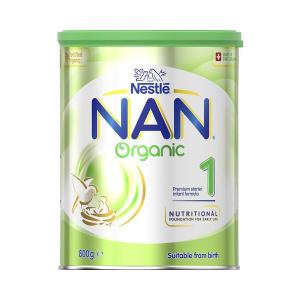 Nestle NAN 有机雀巢能恩幼儿配方奶粉1段 800g(6罐包邮)