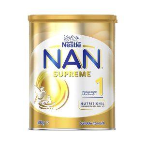 雀巢金罐超级能恩婴儿奶粉1段800g (6罐包邮)