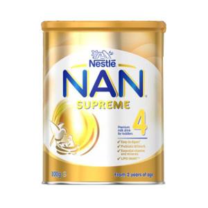 雀巢金罐超级能恩婴儿奶粉4段800g (6罐包邮)