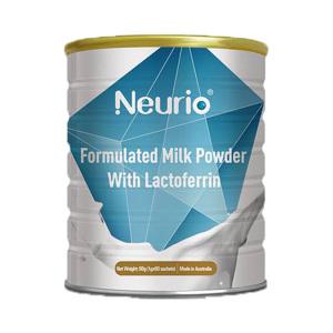 Neurio 纽瑞优婴幼儿乳铁蛋白粉 蓝钻版 增强营养抵抗力 1g*60袋