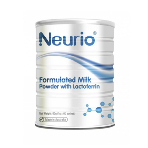 Neurio  纽瑞优 乳铁蛋白奶粉1g*60袋 白金版