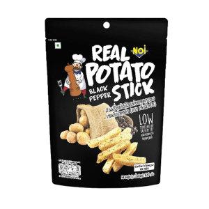 Noi 黑胡椒味薯条
