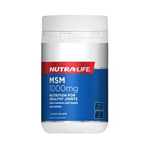 NutraLife 纽乐关节止痛剂 120粒
